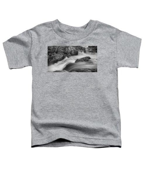 Flowing Waters At Kern River, California Toddler T-Shirt