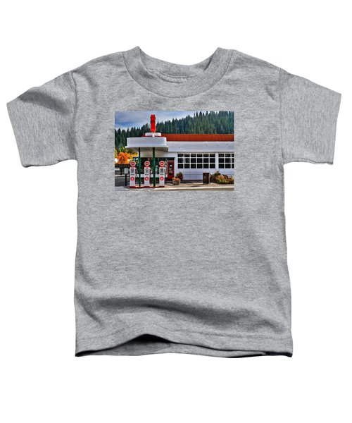 Flying A Gas Toddler T-Shirt