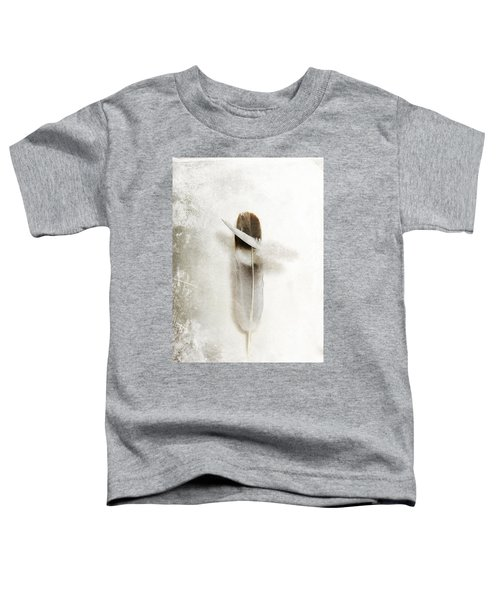 Flying Feathers Toddler T-Shirt