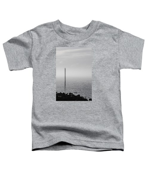 Fog On The Cape Fear River On Christmas Day 2015 Toddler T-Shirt