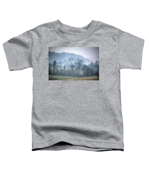 Foggy Hills Toddler T-Shirt