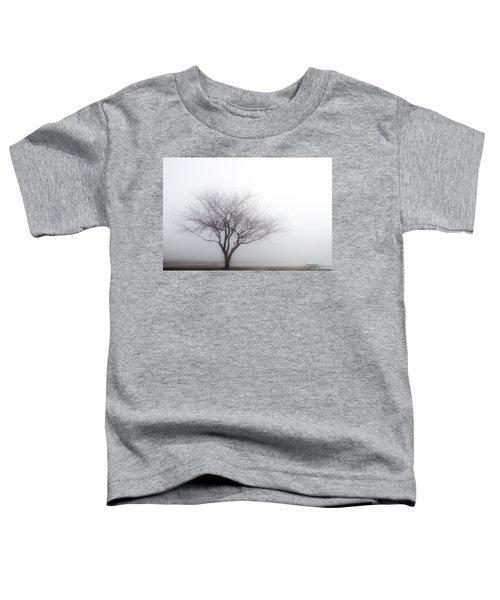 Foggy Picnic Toddler T-Shirt