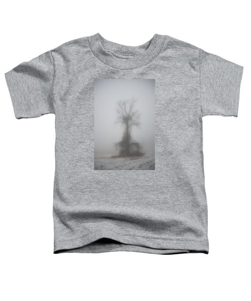 Foggy Walnut Toddler T-Shirt