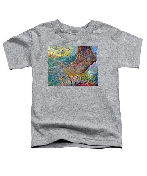 Follow Your Path Toddler T-Shirt
