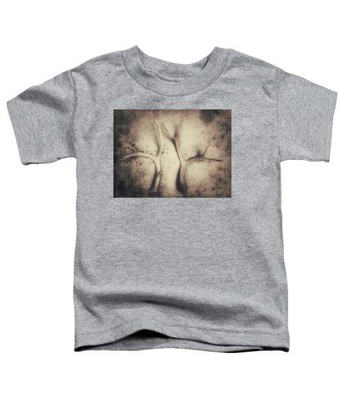Following The Rut  Toddler T-Shirt