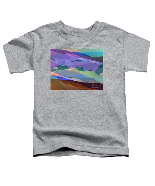 Foothills Toddler T-Shirt