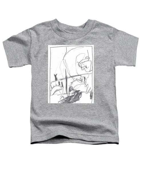 For B Story 4 3 Toddler T-Shirt