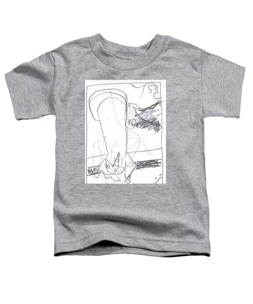 For B Story 4 6 Toddler T-Shirt