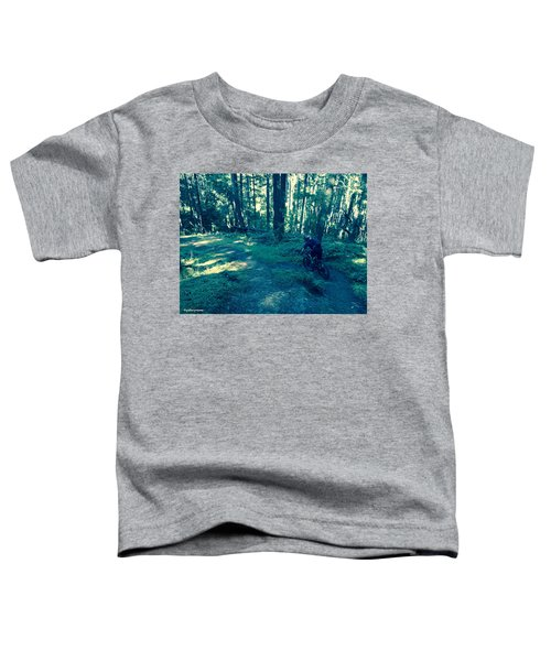 Forest Ride Toddler T-Shirt