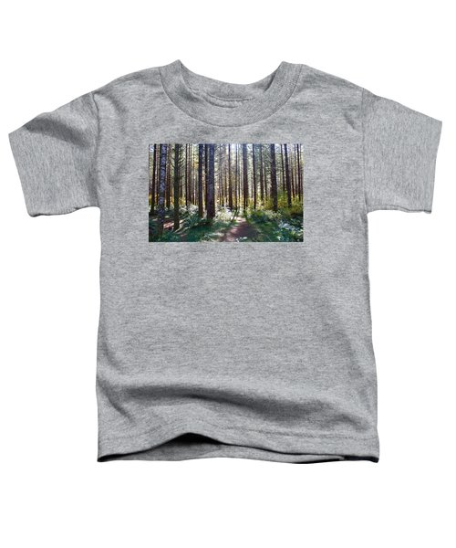 Forest Stroll Toddler T-Shirt