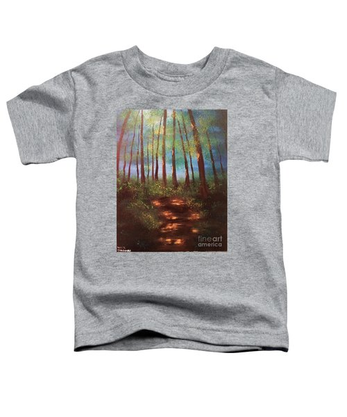 Forests Glow Toddler T-Shirt