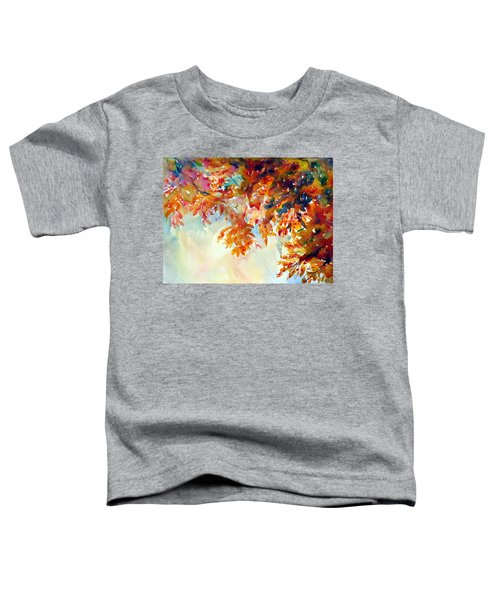 Forever Fall Toddler T-Shirt