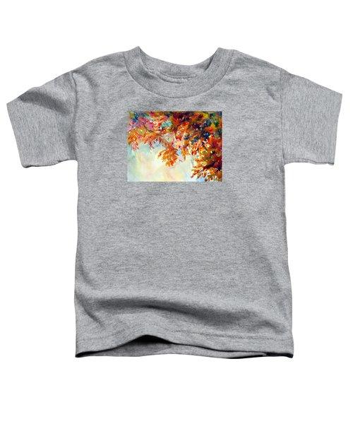 Forever Fall Toddler T-Shirt