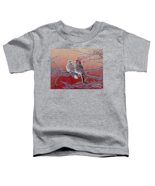Forever Finch Toddler T-Shirt