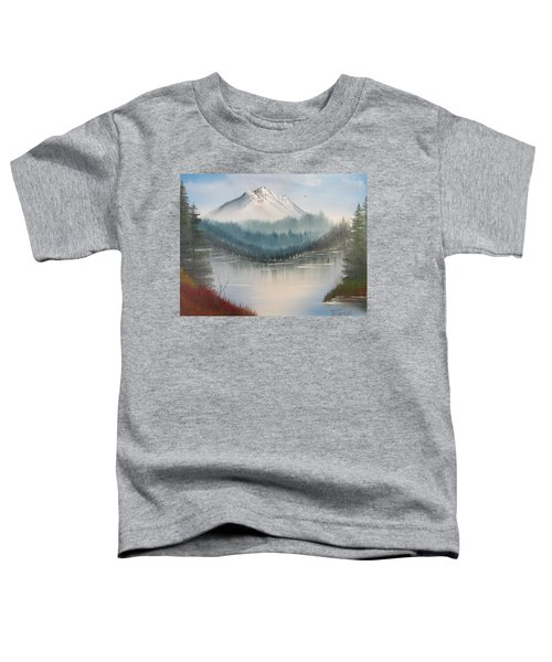 Fork In The River Toddler T-Shirt