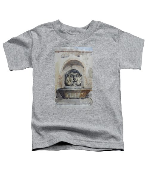 Fountain In Rome Toddler T-Shirt
