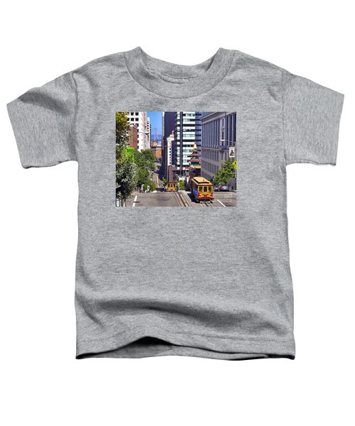 Four Points - San Francisco Toddler T-Shirt