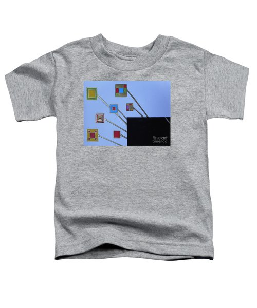 Framed World Toddler T-Shirt