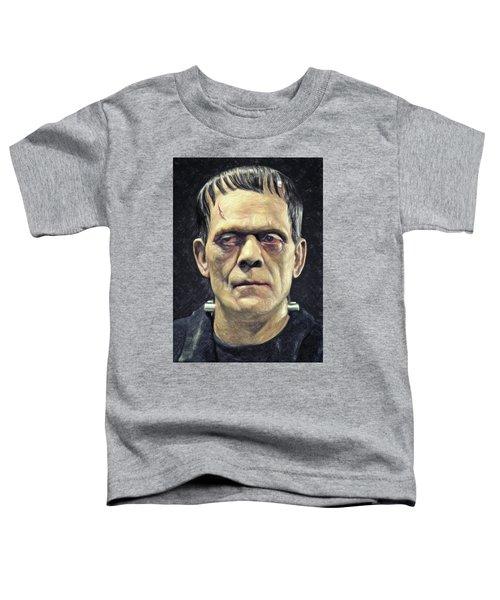 Frankenstein Toddler T-Shirt