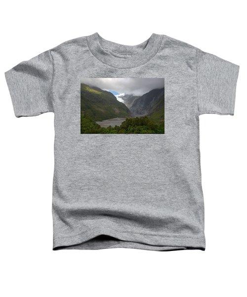 Franz Josef Glacier  Toddler T-Shirt