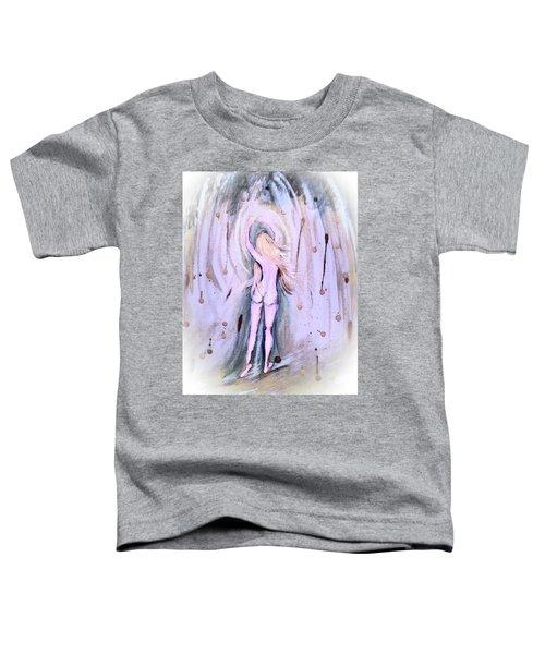 Free Girl Toddler T-Shirt