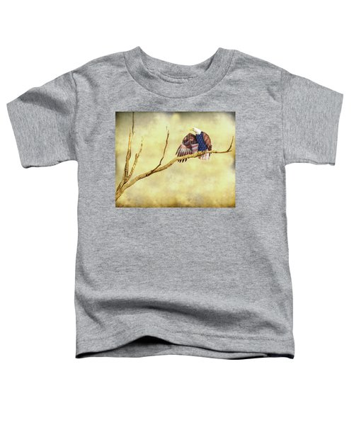 Toddler T-Shirt featuring the photograph Freedom by James BO Insogna