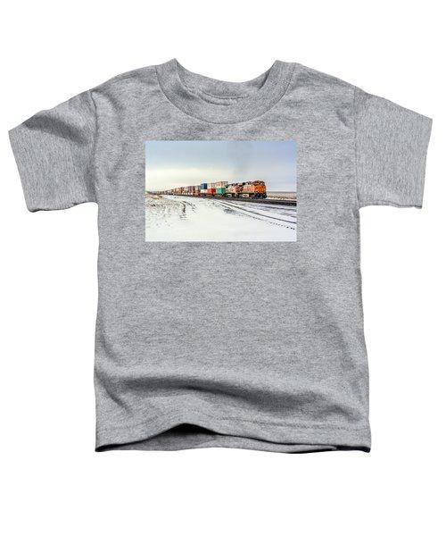 Freight Train Toddler T-Shirt