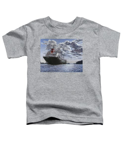 Freighter Inviken Toddler T-Shirt