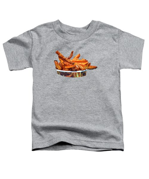 French Fries On The Boards Toddler T-Shirt