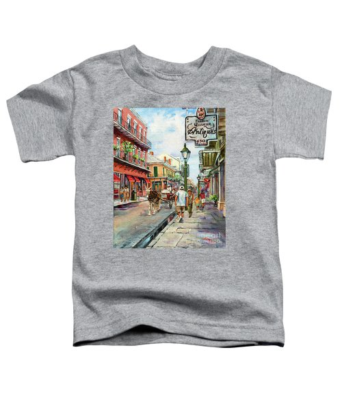 French Quarter Antiques Toddler T-Shirt