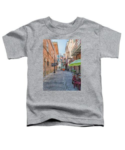 French Quarter Market Toddler T-Shirt
