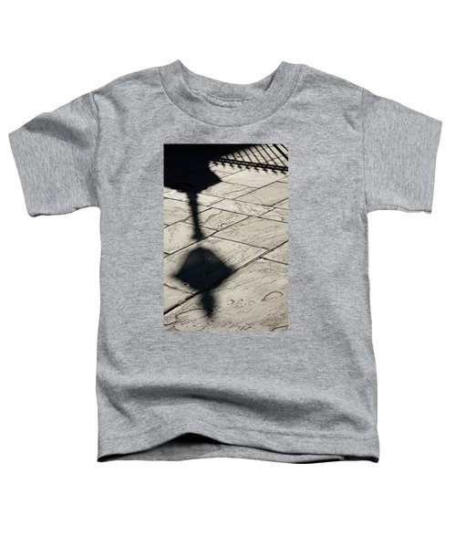 French Quarter Shadow Toddler T-Shirt