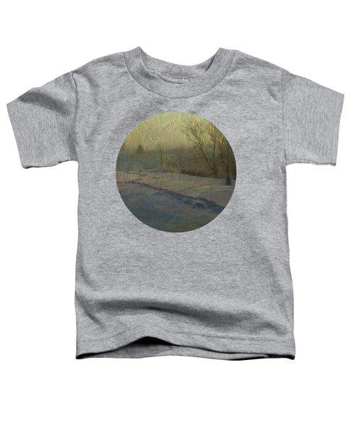 Fresh Tracks Toddler T-Shirt