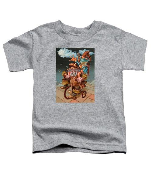 Froggy Circus Toddler T-Shirt