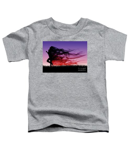 Frolicking Through The Meadow Toddler T-Shirt