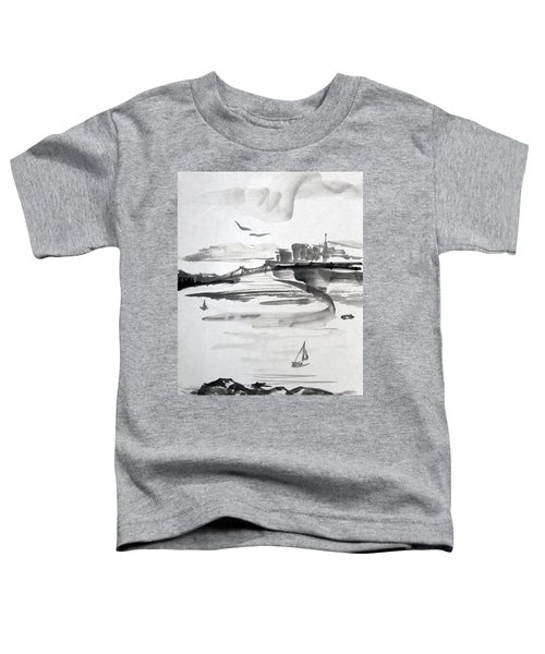 From The Marina Toddler T-Shirt