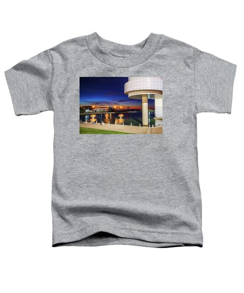 From The Rock Hall Toddler T-Shirt