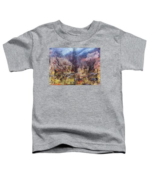 From The Rubble Toddler T-Shirt