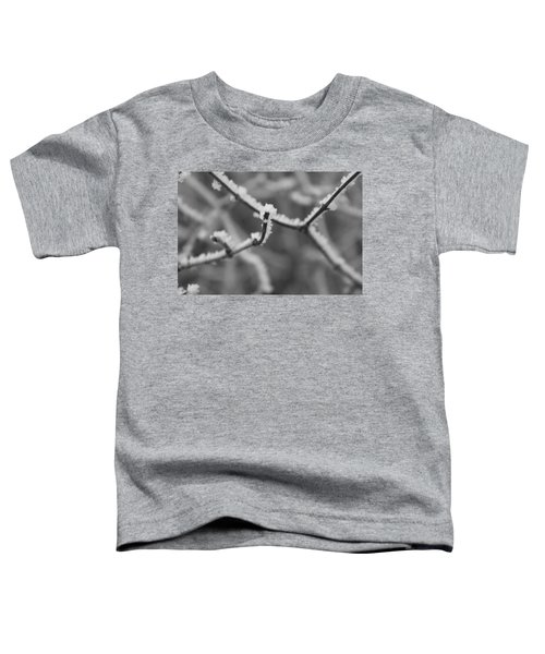 Toddler T-Shirt featuring the photograph Frost 6 by Antonio Romero