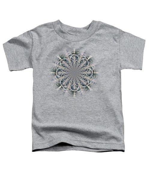Frost Seal Toddler T-Shirt by Anastasiya Malakhova