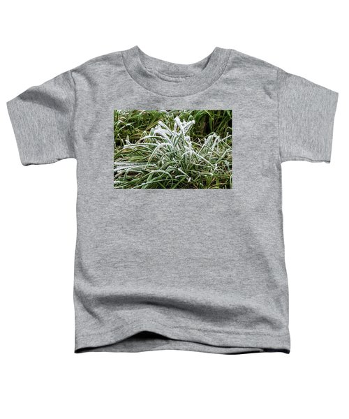 Frosted Grass Toddler T-Shirt