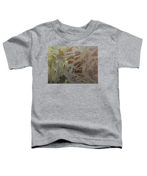 Frostwork - White Jungle Toddler T-Shirt