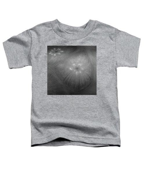 Frozen Ice Star Burst Toddler T-Shirt