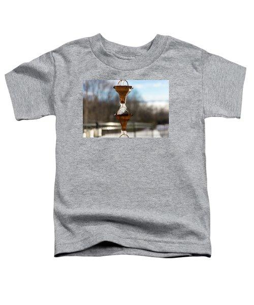 Frozen Rain Chains Toddler T-Shirt