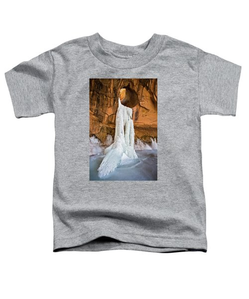 Frozen Waterfall Toddler T-Shirt