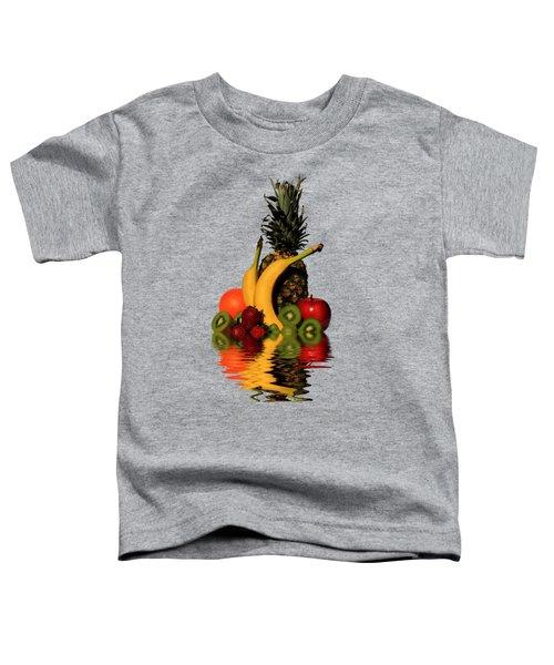 Fruity Reflections - Medium Toddler T-Shirt