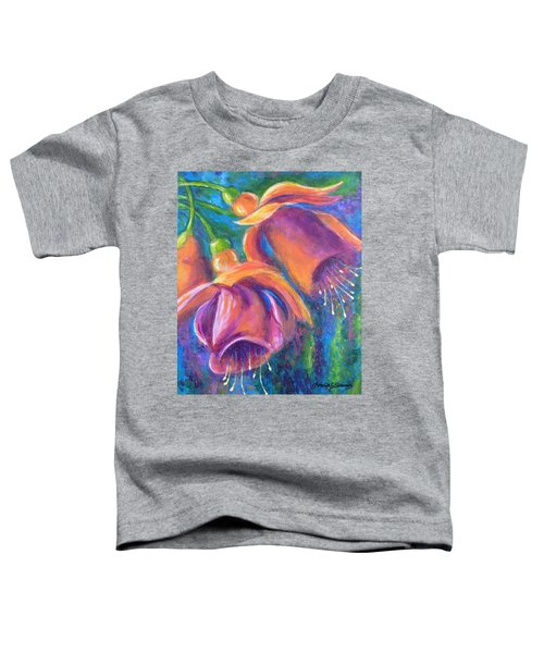 Fuchsia Toddler T-Shirt