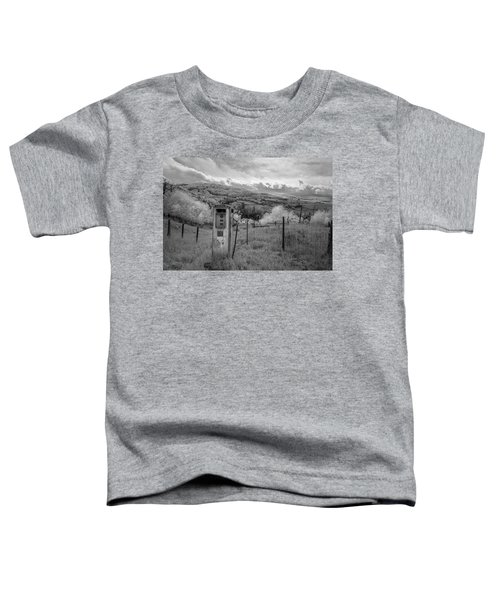 Fuel The Valley Toddler T-Shirt