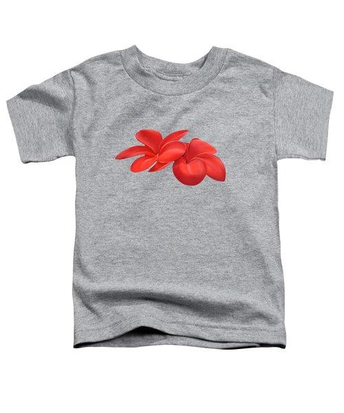Full Bloom Toddler T-Shirt