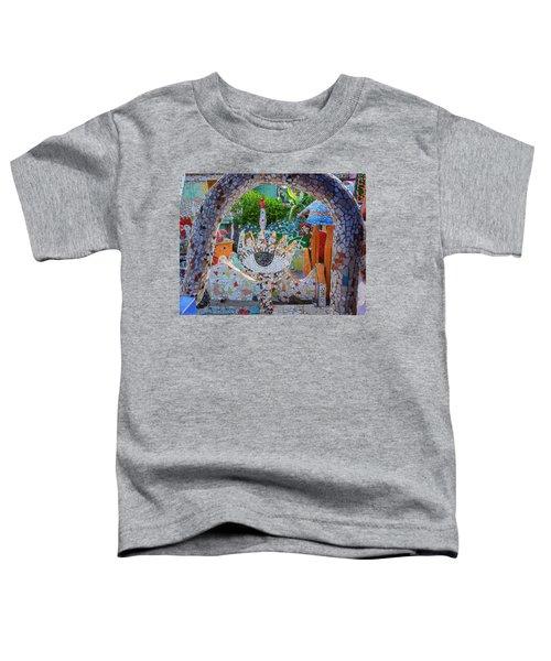 Fusterlandia Havana Cuba Toddler T-Shirt